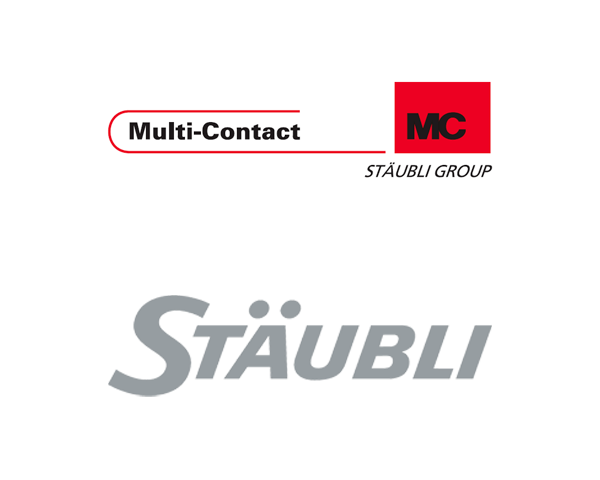 Multi-Contact byter namn till Stäubli Electrical Connectors.